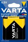 Varta Superlife 4,5V féltartós lapos elem (3R12) bl/1
