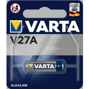 Varta V27A 12V-os alkáli elem (MN27) bl/1