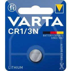 Varta CR1/3N 3V lithium gombelem  bl/1 6131