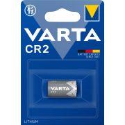 Varta CR2 lithium elem 3V-os bl/1