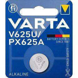 1,5V Varta alkáli gombelem V625U (LR9) bl/1
