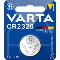 Varta CR2320 lithium gombelem 3V bl/1