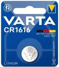 Varta CR1616 lithium gombelem 3V bl/1
