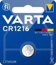 3V Varta lithium gombelem CR1216 bl/1