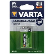 Varta NI-Mh R2U akkumulátor 9V (HR22) 200mAh bliszteres/1