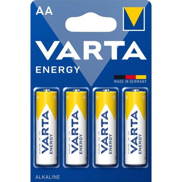 Varta Energy AA ceruza (LR6) elem bl/4
