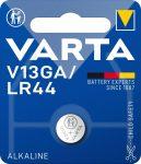 Varta V13GA,LR44 alkáli gombelem bl/1