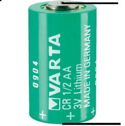 "Varta CR1/2 AA lithium elem 3V ""U""forrfüllel"