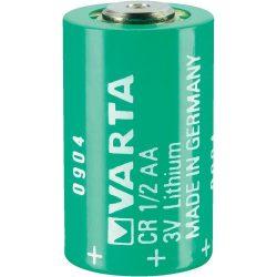 Varta CR1/2 AA lithium elem 3V