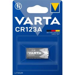 Varta CR123 lithium elem 3V-os bl/1