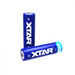 XTAR 14500 Li-ion akku védelemmel, 3,7V 800mAh