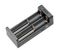 XTAR MC2 akkutöltő 2db lithium akkuhoz