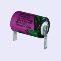 """3,6V Tadiran lithium(Li-SOCL2) elem 1/2AA SL 750 """"U""""forrfüllel"""