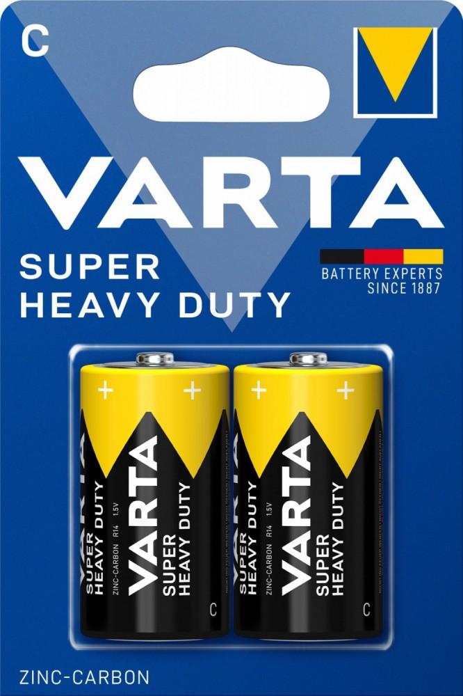 Varta Superlife C féltartós baby elem (R14) BL/2